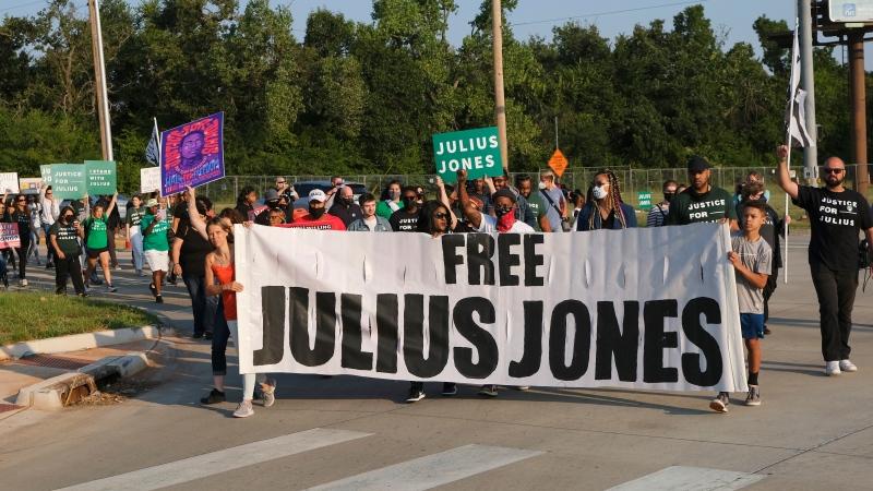 Julius Darius Jones
