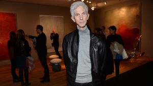 Fashion editor Richard Buckley, the husband of designer Tom Ford. (Source: Richard Young / Shutterstock via CNN)