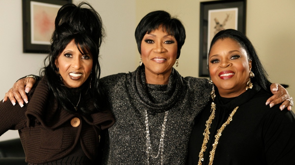 Hendryx, LaBelle and Dash in L.A. in 2009