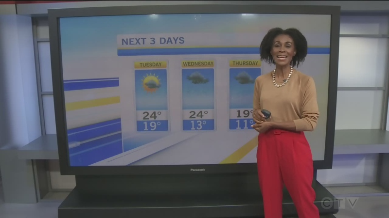 CTV Morning Live Weather Sep 21