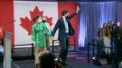 Liberals win minority government
