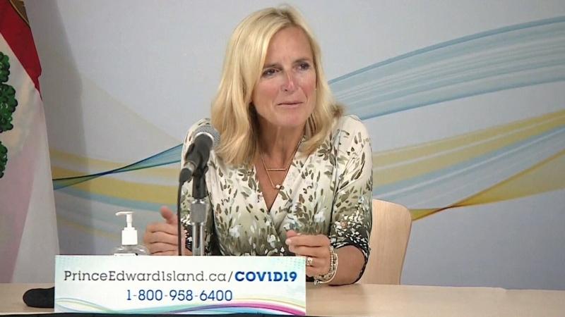 P.E.I. reports three cases of COVID-19