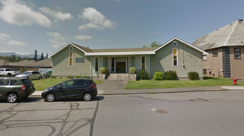 The Brae Road Gospel Chapel in Duncan, B.C. is pictured: (Google Maps)