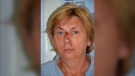 This undated photo provided by the Croatian Police shows an unidentified woman who was found on the Adriatic island of Krk on Sept. 12, 2021. (Croatian Police via AP)