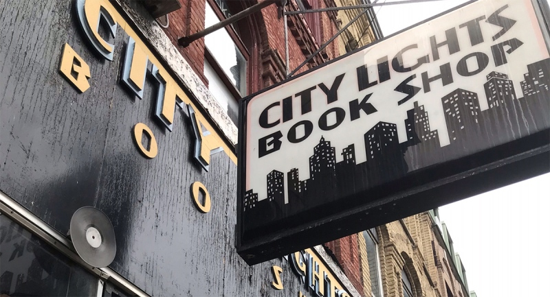 City Lights Book Shop in London, Ont. is seen on Tuesday, Sept. 21, 2021. (Sean Irvine / CTV News)