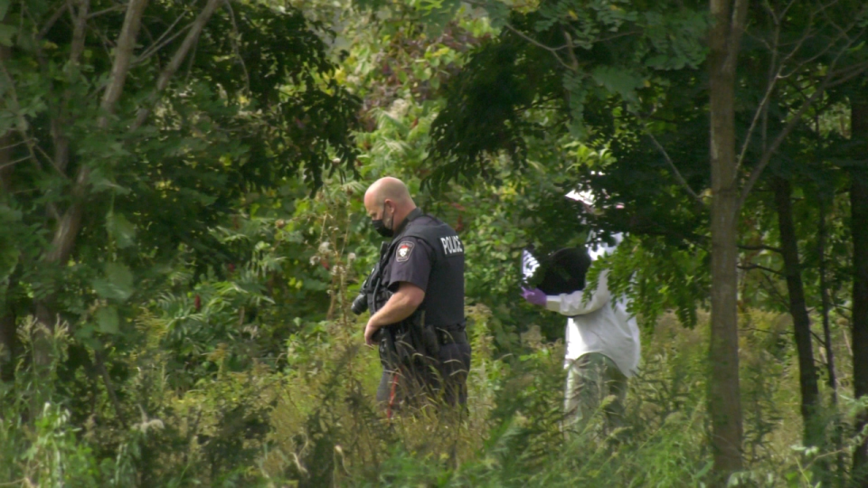 Smiths Falls body found