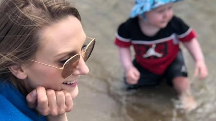 Mchale Busch, 24, and her son Noah McConnell were confirmed dead by Alberta Mounties on Friday, Sept. 17, 2021. The next day, Robert Keith Major, 53, was charged with two counts of second-degree murder and one count of indignity to human remains. (Source: GoFundMe)