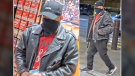 Ottawa police are asking for help identifying this man, who is accused of robbing a grocery store on Isabella Street on Sept. 14, 2021. (Ottawa police handout)
