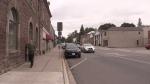 St. David Street in Fergus. (CTV Kitchener)