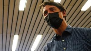 LeBlanc: Trudeau's leadership 'totally' secure