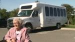 The damage is done: Seniors' bus vandalized
