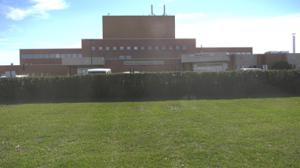 The Yorkton Regional Health Centre is pictured. (Luke Simard/CTV News)
