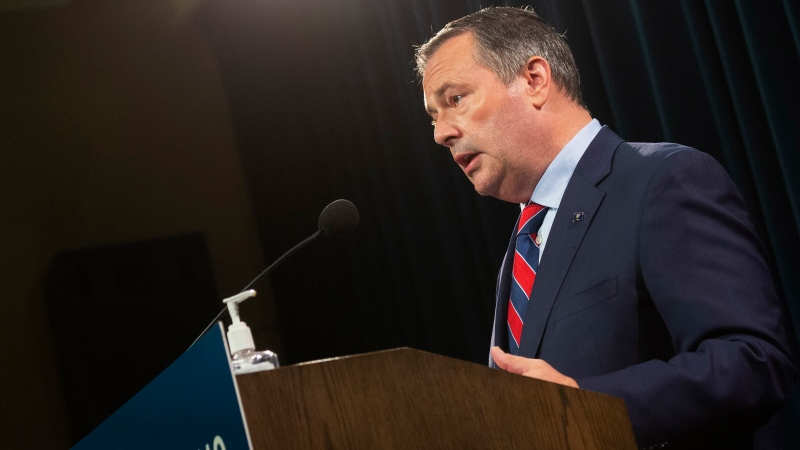 Kenney asked if he has confidence of UCP caucus