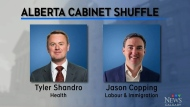 Shandro out as Alberta health minister