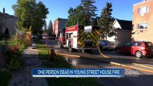 One dead after fire at Spence home