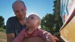 Sawatsky Sign-Off- Baby Bike Ride