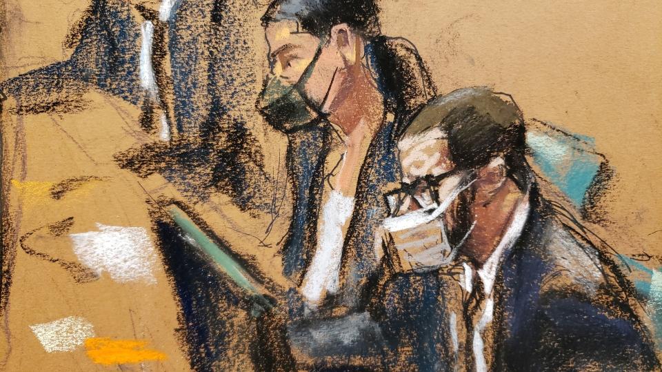 R. Kelly trial