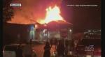 Fire rips through Brandon apartment complex