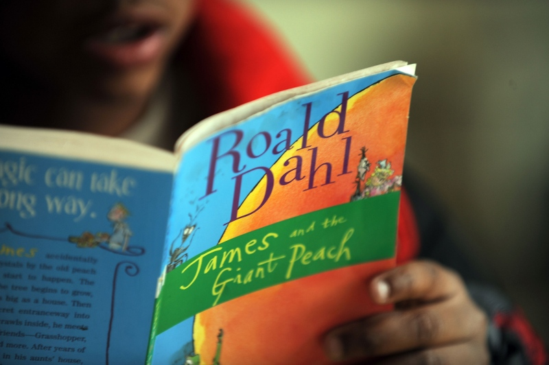 Netflix says it has acquired the rights to Roald Dahl's stories and plans to create a 'unique universe' of products based on them. (Astrid Riecken/For The Washington Post/Getty Images/CNN)