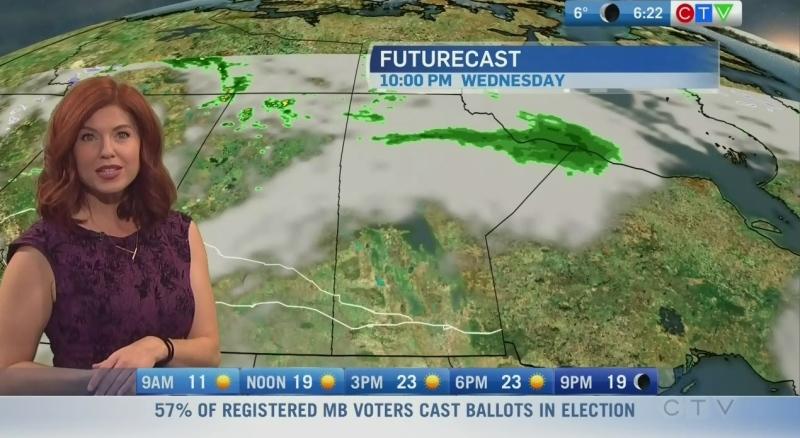 CTV Morning Live Weather Update for September 22