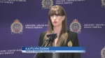 Kaitlyn Dunn of Greater Sudbury Police Service. (Molly Frommer/CTV Northern Ontario)