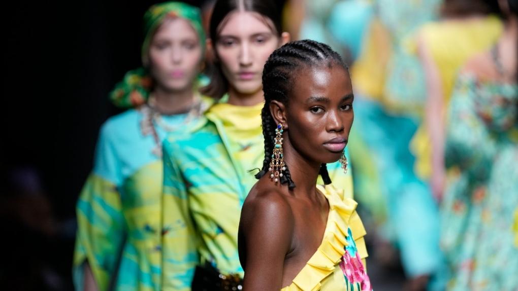 Joy Meribe's Spring Summer 2022 collection