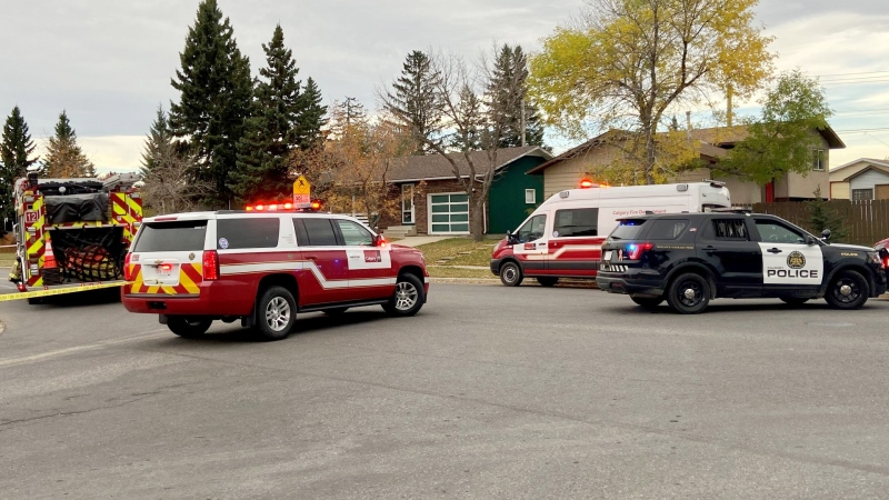 Emergency crews were called to the 6000 block of Penbrooke Drive S.E. about 6 a.m.