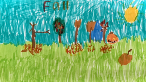 Dylan Singleton, 7 years old, Montague Public School