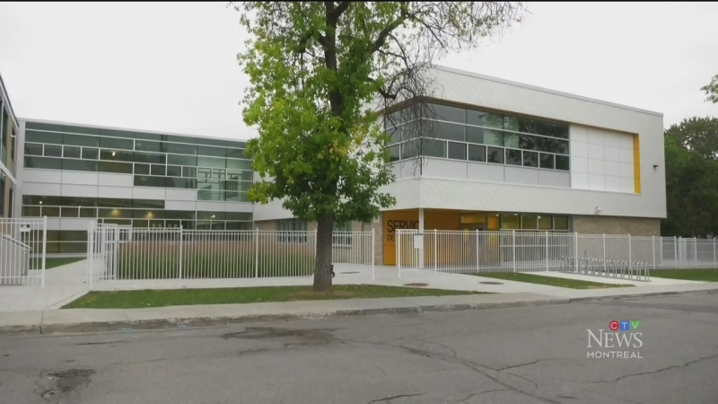 A Cartierville school is temporarily shutting after a COVID-19 outbreak, the first in Montreal to do so this fall.