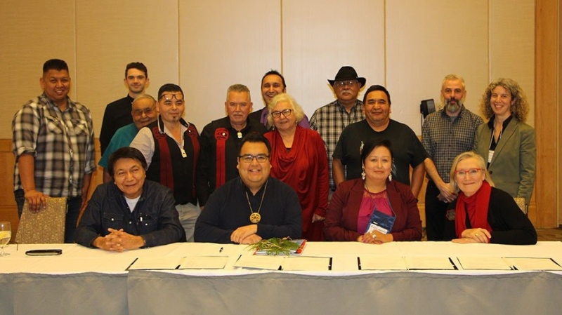 The W̱SÁNEĆ Leadership Council represents the Tseycum, Tsartlip and Tsawout First Nations located on the Saanich Peninsula. (W̱SÁNEĆ Leadership Council)