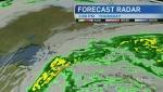 More rain across the northeast