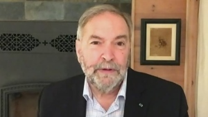 Only 58 per cent of Canadian voters showed up this election. Tom Mulcair discusses what it means for the future.
