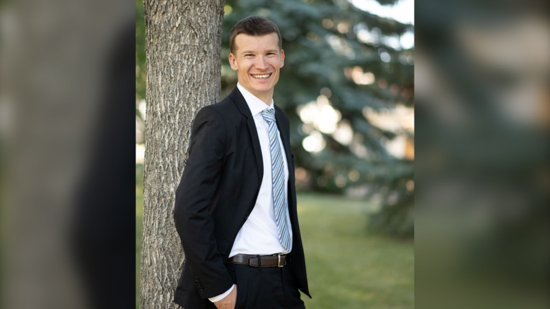 Jeromy Farkas mayoral campaign photo (supplied)