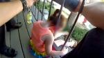 Toddler in Colorado gets head stuck in railing