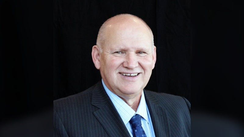 Jim Turner, who was elected to Medicine Hat city council in 2013, died on Sept. 21, 2021. (Supplied/City of Medicine Hat)