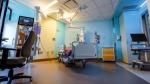 One of the Pediatric Intensive Care Unit beds at Jim Pattison Children's Hospital. (Saskatchewan Health Authority)