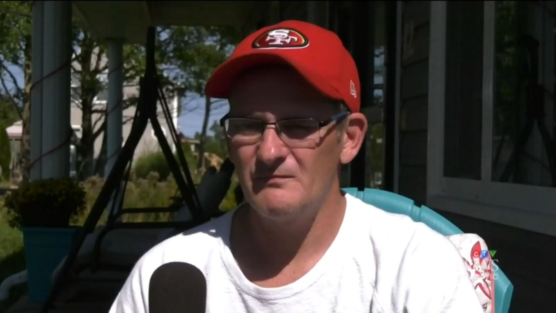 Four of David Fletcher's relatives were killed in a motor vehicle collision in Quebec by an alleged drunk driver.