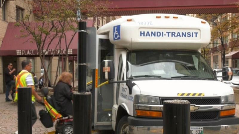 Winnipeg Transit Plus getting overhaul