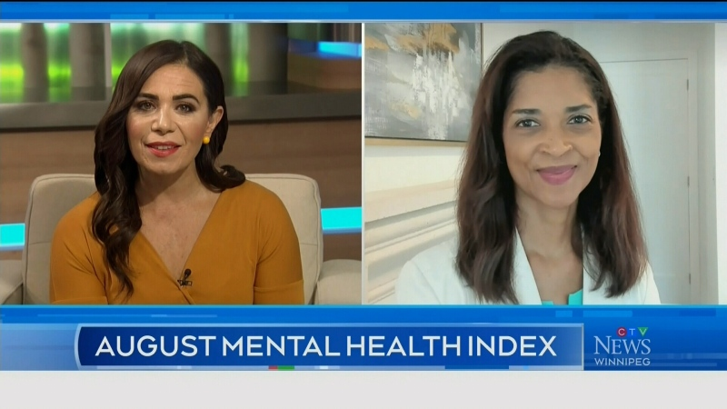 Key takeaways from the August mental health index