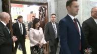 Kenney survives caucus showdown