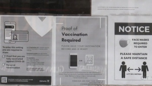 New vaccine passports