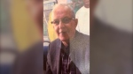 Marcquis, or Marc, Lachance was last seen at his home near 100 Street and 103 Avenue on Sept. 22, 2021. Police asked for help finding the missing 87-year-old later that day, and said he may be in the downtown area. (Photo provided.)