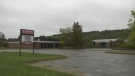 Site of former W.J. Fricker Public School in North Bay will be home to a newly built school. Sept. 22/21 (Eric Taschner/CTV Northern Ontario)