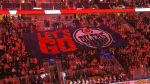 Oilers, fans, crowd, arena, Rogers Place