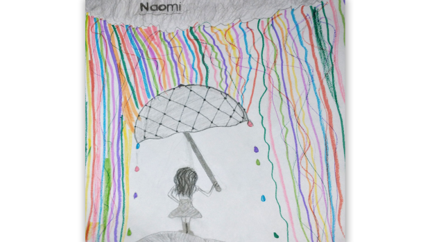 Naomi Tall, 8 years old, Grade 4, École publique de l'est, Jeanne Sauvé