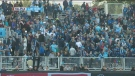 Packed crowd takes in Halifax Wanderers game