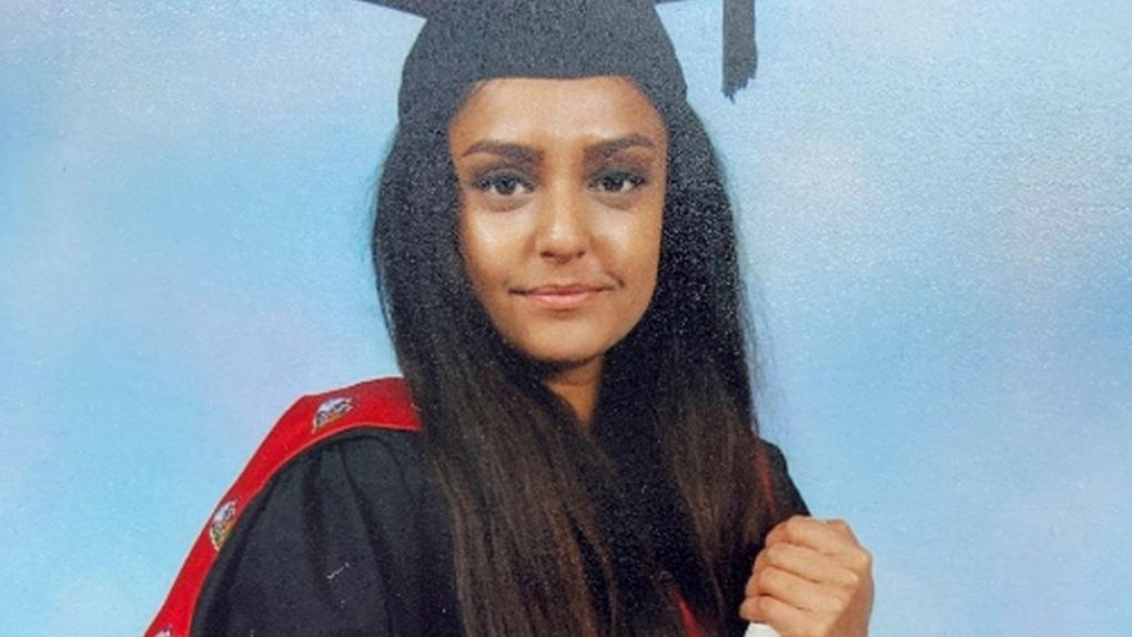 Metropolitan Police handout photo of Sabina Nessa