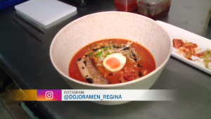 Hear from the owners of Dojo Ramen about their menu items.