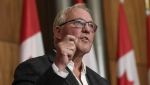 Public Safety Minister Bill Blair, seen here speaking during a campaign event on Sept. 7, 2021, said the federal government will provide assistance to Alberta during the fourth wave of the COVID-19 pandemic. THE CANADIAN PRESS/Justin Tang
