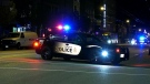A Vancouver police cruiser is pictured. (Jordan Jiang / CTV News Vancouver)